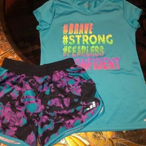 Other - Girls activewear Outfit